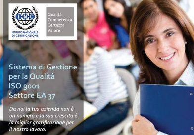 Istituto Nazionale Certificazioni: la ISO 9001:2015
